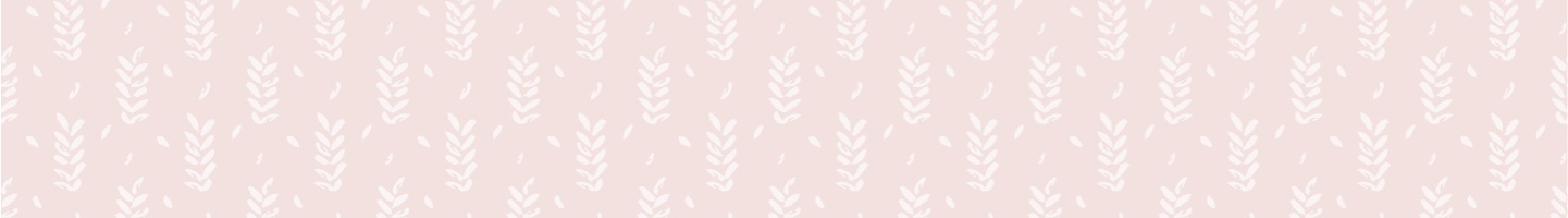 Pink Wheat Pattern