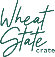 Wheat State Crate Logo
