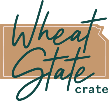 Wheat State Crate Brand Logo